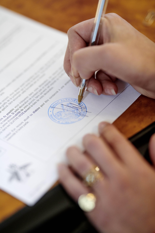 RÉDACTION ET SIGNIFICATION DES ACTES - Huissiers de Justice Dijon